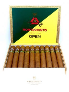 Montecristo Open Eagle Box