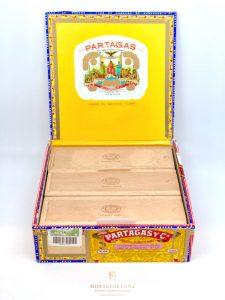 Partagas Culebras Box