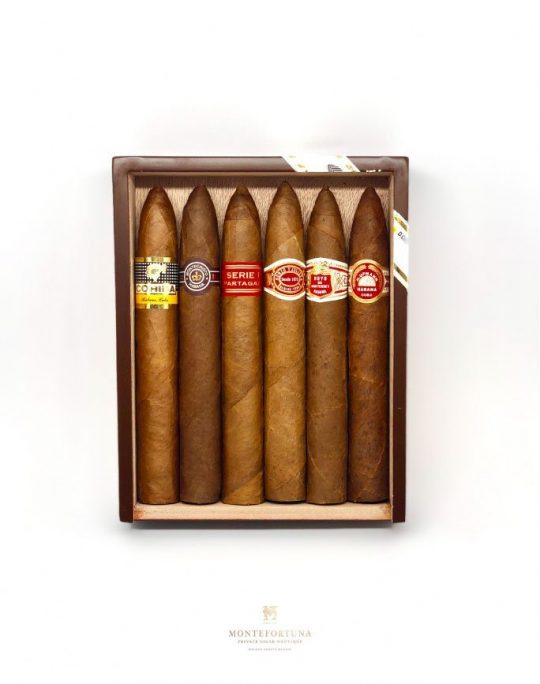 Buy Piramides Selection Cigars Online