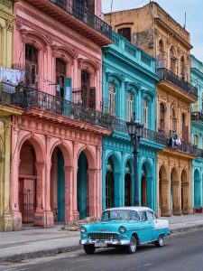 Old Havana (old town)