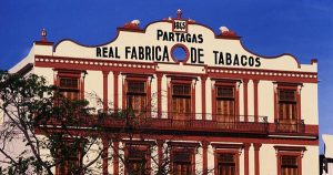 Partagas Cigars Factory in Havana