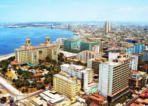 El Vedado (considered the heart of modern Havana)