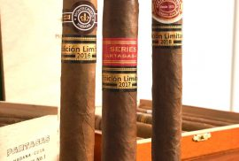 Limited Edition Cigars