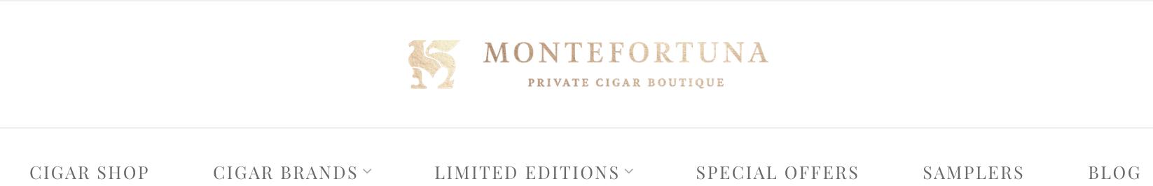 Montefortuna Menu