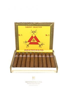 Montecristo No5 Box