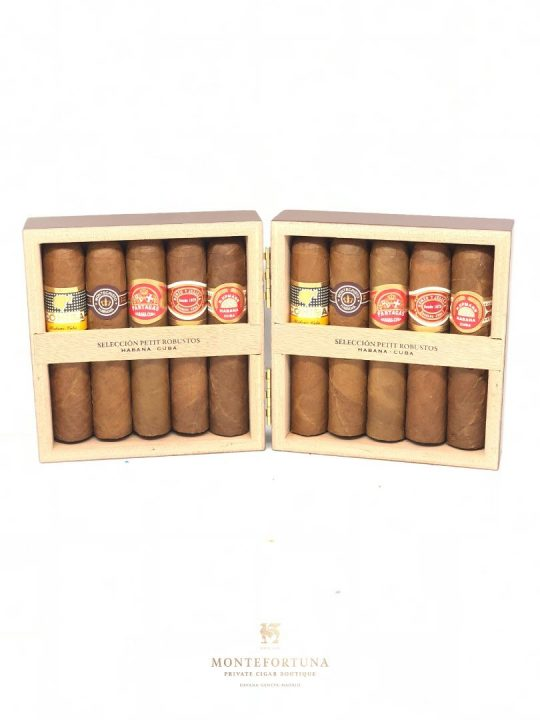 Petit Robustos Selection