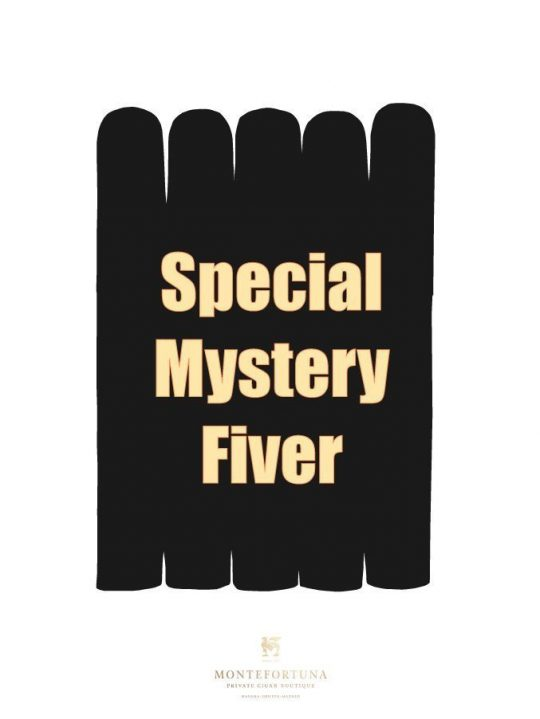 Special Mystery Fiver