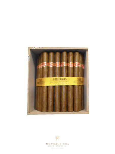 Partagas Lusitanias Box of 50