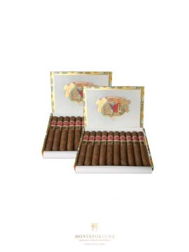 2 boxes of Romeo y Julieta Short Churchills
