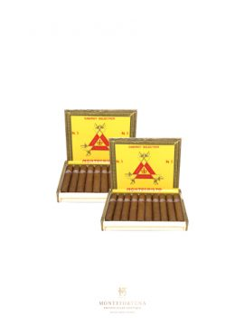 2 Boxes of Montecristo No.5