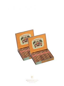 2 Boxes of 25 Partagas chicos