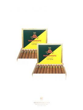 2 Boxes of Montecristo Open Regata