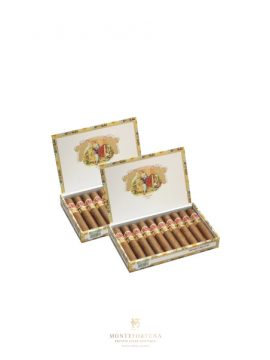 2 Boxes of 10 Romeo y Julieta Wide Churchills