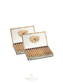 2 Boxes of 25 Romeo y Julieta Coronitas en Cedro