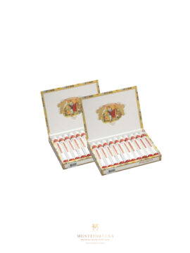 2 Boxes of 10 Romeo y Julieta Romeo No.1