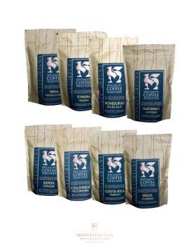 Montefortuna Coffee: 8 Origins Coffee Pack