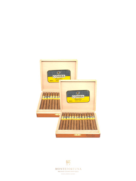 2 Boxes of Cohiba Panetelas