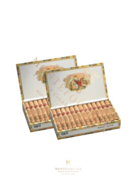 2 boxes of 25 Romeo y Julieta Cedros Deluxe No.3