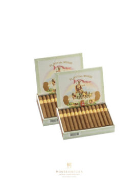 2 Boxes of 25 Rey del Mundo Demi Tasse