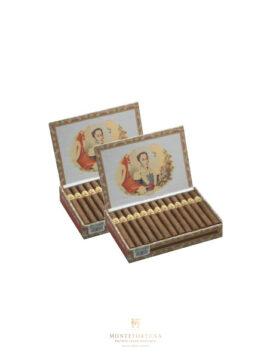 2 Boxes of Bolivar Coronas Junior