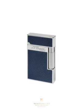 S.T. Dupont Blue natural Lacquer