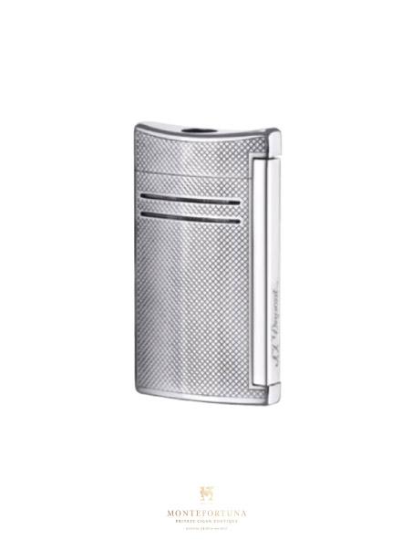 S.T Dupont Maxijet Lighters Chrome
