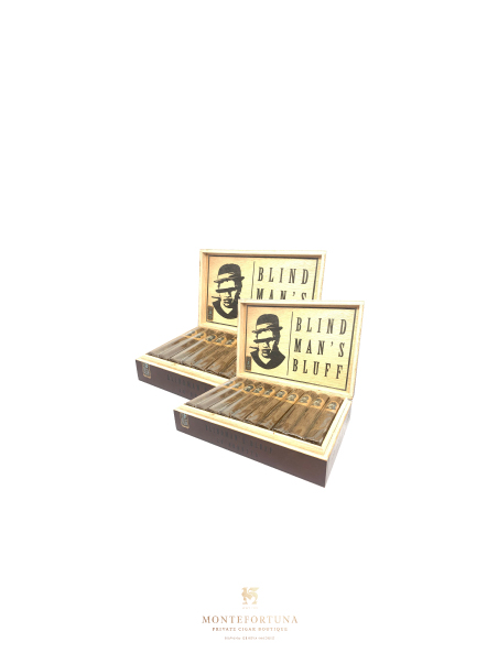 2 Boxes of Blind Mans Bluff Robusto