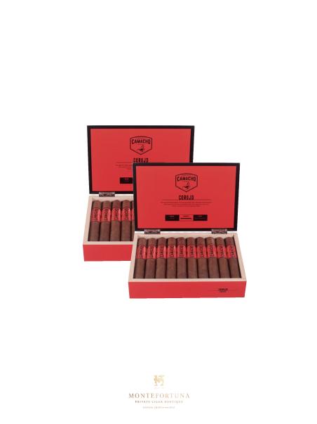 2 Boxes of 20 Camacho Corojo Gordo