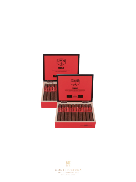 2 Boxes of 20 Camacho Corojo Toro