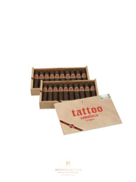 double pack my father tatto caballero robusto