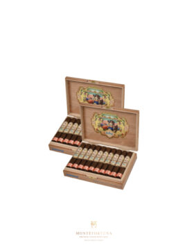 2 Boxes of 10 My Father La Promesa robusto Grande