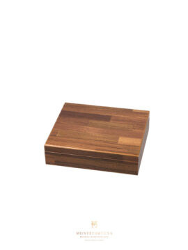 Brown Humidor Set Brown