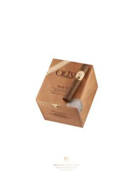 OLIVA SERIE G DOBLE ROBUSTO 5X54 (25)