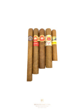 Cuban Cigar sampler