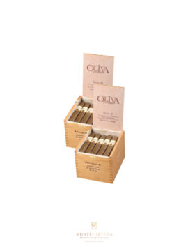 Double Pack Oliva Serie G Robusto