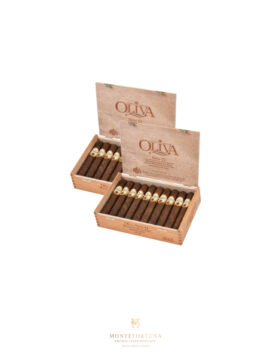 Double Pack Oliva Serie O robusto