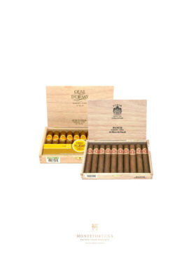 Double Pack Short de Punch and Quai dorsay 50