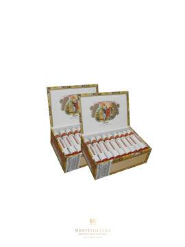 2 Boxes of 25 Romeo y Julieta Romeo no.3