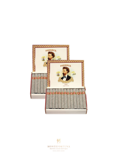 2 Boxes of 25 Fonseca Cosacos