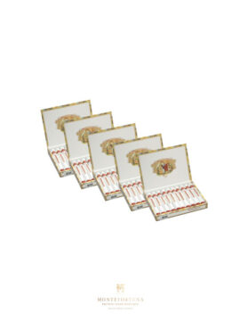 5 Boxes of 10 Romeo y Julieta Romeo No.1