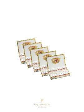 5 boxes of romeo y julieta romeo no.2