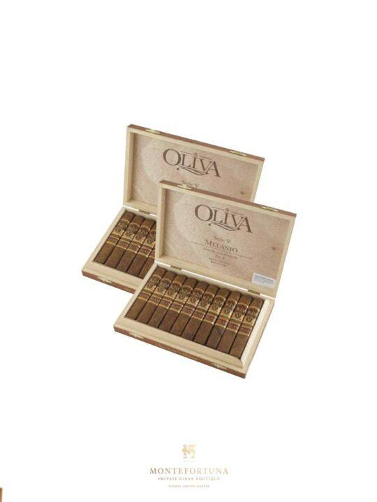 Oliva Serie V Melanio Petit corona double pack